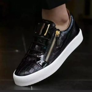 LADIES FASHION CUTE ZIP SNEAKERS
