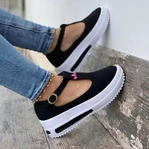 CLASSY LADIES BUCLE CUTE SHOE