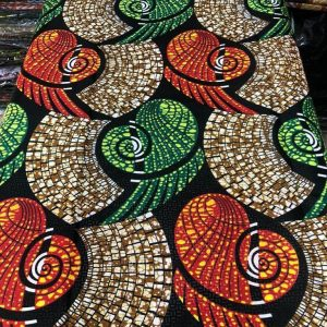 Ankara fabrics - 6 yards