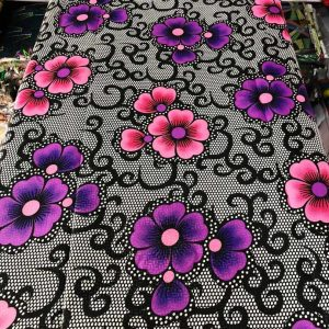 QUALITY COTTON ANKARA MATERIAL 6 YARDS