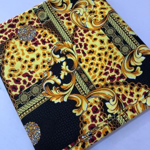 HIGH-QUALITY COTTON ANKARA MATERIAL