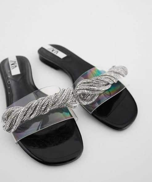 CLASSY LADIES PALM SLIPPERS