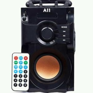 Rechargeable A11 Home Theater Subwoofer Bluetooth FM Speaker