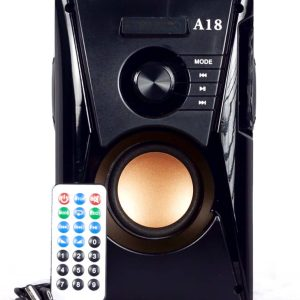 Powerful Rechargeable Bluetooth A18 Mini Home Theater Speaker