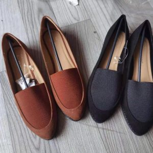LADIES CASUAL OFFICE FLAT SHOE
