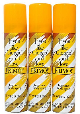 Designer Imposters Primo! Body Spray 75ML