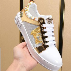 High Quality VERSACE Designer Sneakers