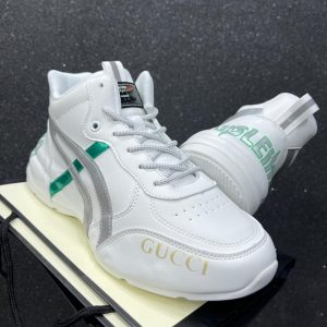 Men's Laced Ankle GUCCI Sneakers