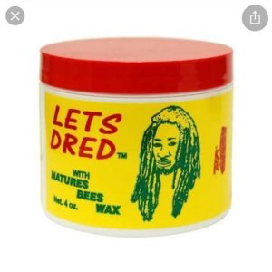 Lets Dred With Natures Bees Wax- 4 Oz-1piece