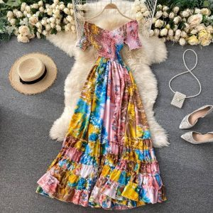 HIGH QUALITY LADIES FREE GOWN