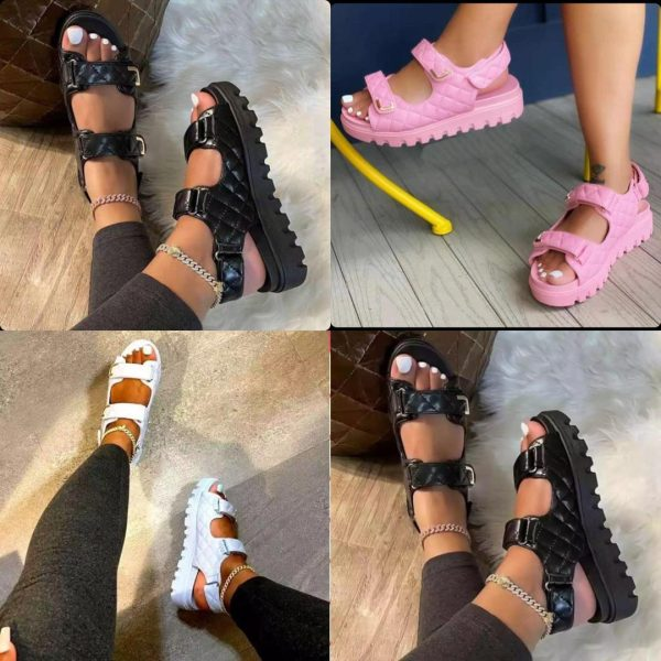 BEAUTIFUL TRENDY CASUAL KITO SANDALS FOR LADIES