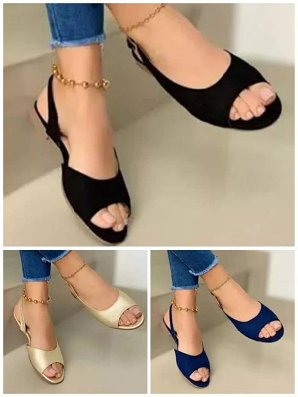 TRENDY LADIES FASHION CASUAL SLIPPERS