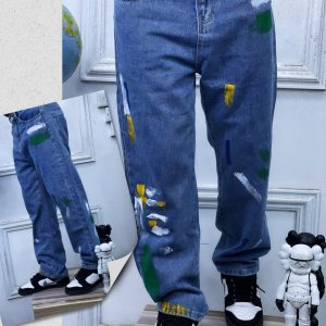MEN'S HIGH QUALITY BAGGY JEANS